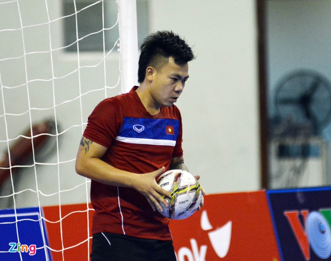 DT futsal VN thua soc Malaysia 1-5 o ban ket Dong Nam A hinh anh 13