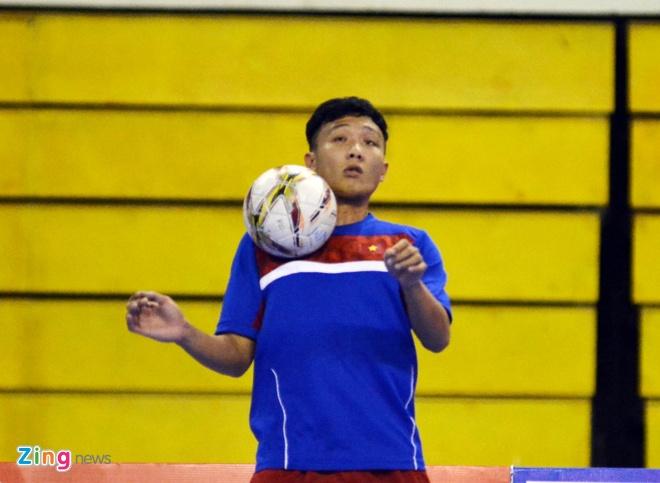 DT futsal VN thua soc Malaysia 1-5 o ban ket Dong Nam A hinh anh 15
