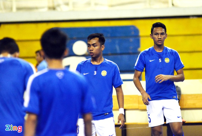 DT futsal VN thua soc Malaysia 1-5 o ban ket Dong Nam A hinh anh 14