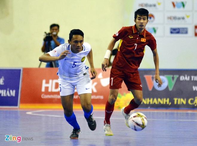 DT futsal VN thua soc Malaysia 1-5 o ban ket Dong Nam A hinh anh 19