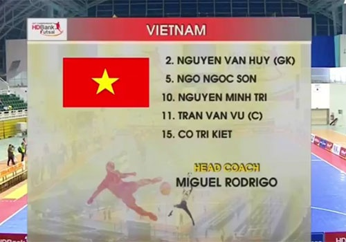 DT futsal VN thua soc Malaysia 1-5 o ban ket Dong Nam A hinh anh 16