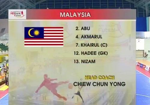 DT futsal VN thua soc Malaysia 1-5 o ban ket Dong Nam A hinh anh 17