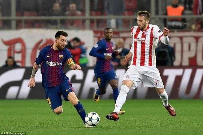HLV Barca khong that vong du hoa o Champions League hinh anh 1