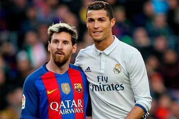 Ronaldo xep thu tu ve thanh tich ghi ban nam 2017 hinh anh 1