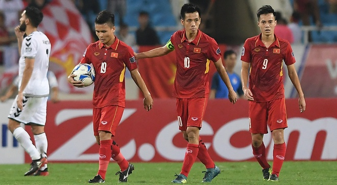 Hoa Afghanistan, DTVN gianh ve du vong chung ket Asian Cup hinh anh