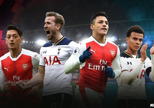 Doi hinh derby London: Arsenal lep ve truoc Tottenham hinh anh