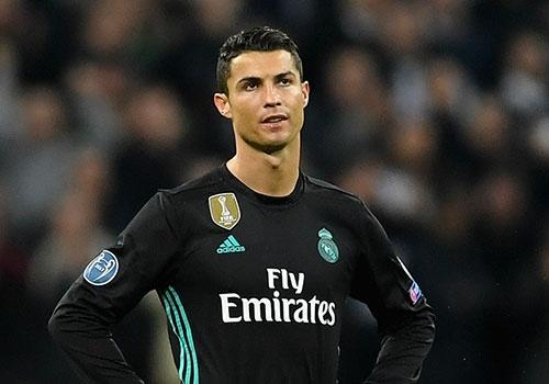 Ronaldo muon 7 qua bong vang va 7 dua con hinh anh