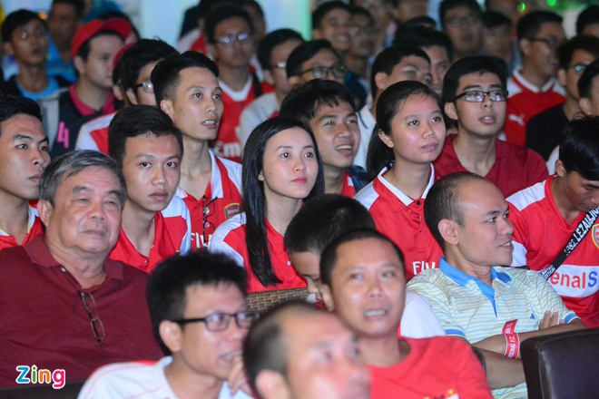 Tran Arsenal vs Tottenham anh 35
