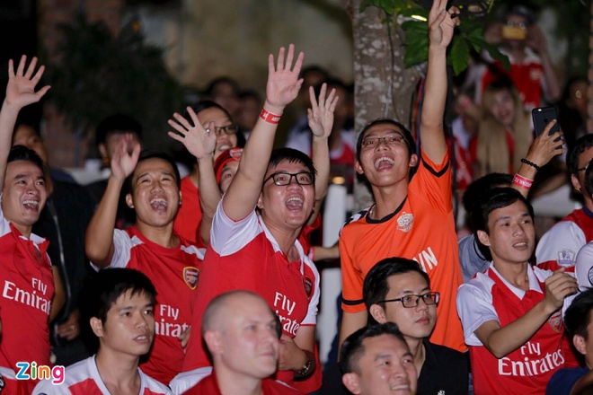 Tran Arsenal vs Tottenham anh 41