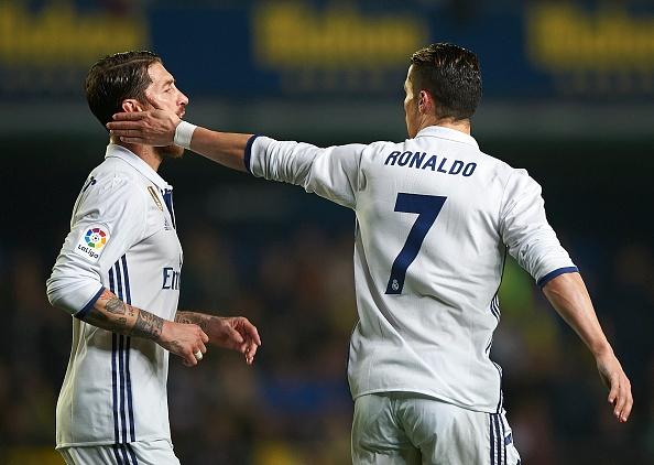 HLV Zidane phu nhan Ramos va Ronaldo mau thuan hinh anh 1