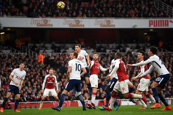 Tran Arsenal vs Tottenham anh 36