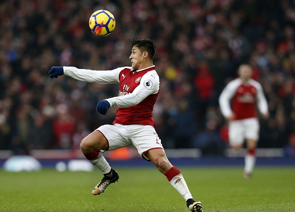 Tran Arsenal vs Tottenham anh 42