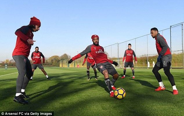 CDV Arsenal don tin vui truoc tran derby London hinh anh 7