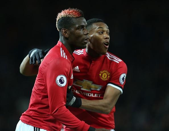 Mourinho khen Pogba dang cap, xuc dong khi Ibra tro lai hinh anh 1