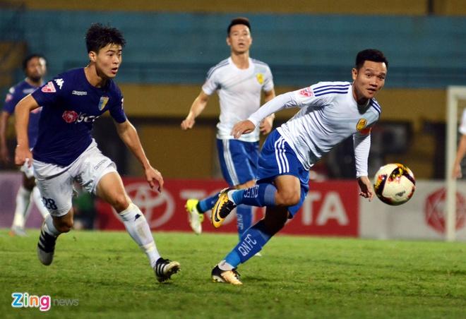Bau Hien cuoi hanh phuc khi CLB Ha Noi thang doi Quang Nam 1-0 hinh anh 23