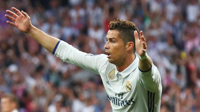 Ronaldo truoc co hoi pha them ky luc o Champions League hinh anh 1