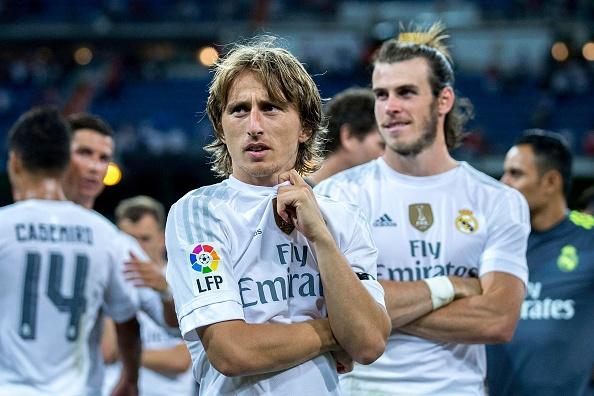 Real san sang ban Bale va Modric dau nam 2018 hinh anh 1