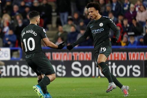 Huddersfield vs Man City (1-2): Thay tro Pep lap ky luc Premier League hinh anh