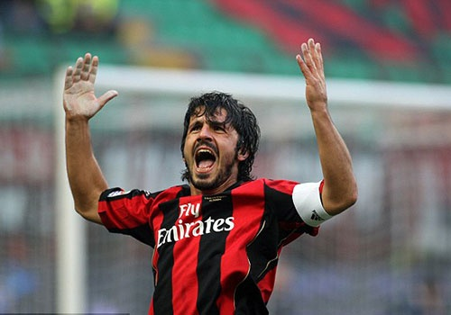 AC Milan sa thai huan luyen vien, bo nhiem Gattuso hinh anh