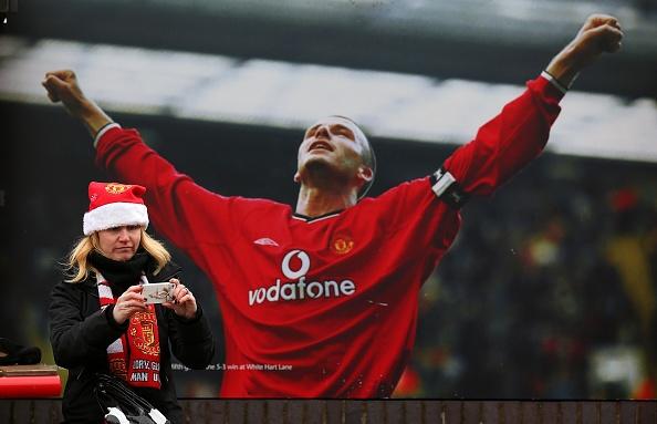 Paul Pogba chon Beckham la so 7 hay nhat MU hinh anh 1