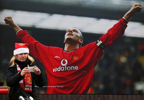 Paul Pogba chon Beckham la so 7 hay nhat MU hinh anh