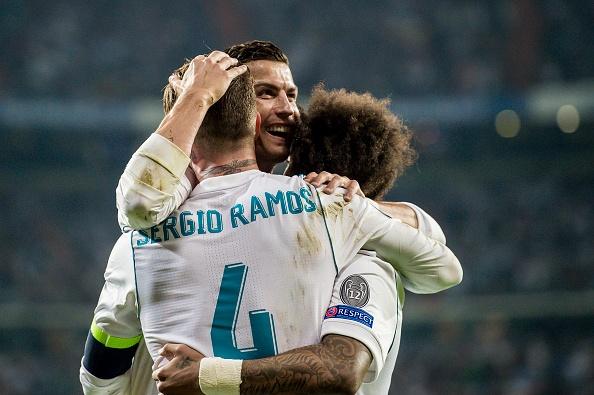 Sergio Ramos: 'Toi va Ronaldo co tinh ban dep' hinh anh 1