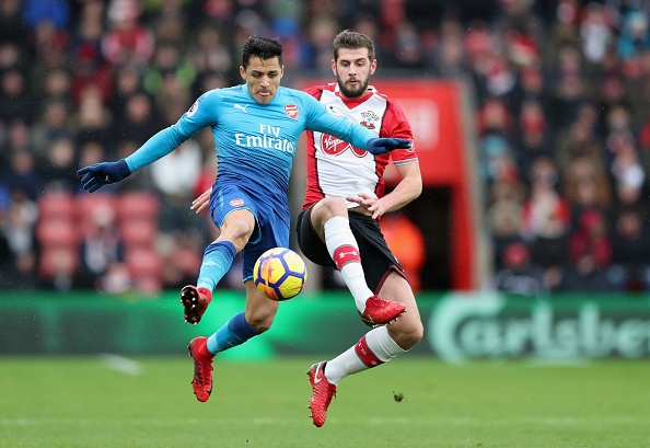 Southampton vs Arsenal (1-1): Giroud danh dau cuu 'Phao thu' hinh anh 22