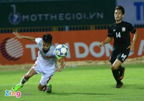 U21 VN thua Thai Lan 0-1 ngay tran ra quan giai U21 quoc te hinh anh 13