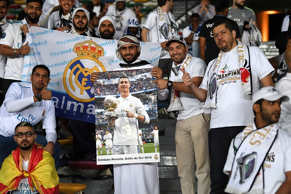 Ronaldo lap ky luc, dua Real vao chung ket FIFA Club World Cup hinh anh 14