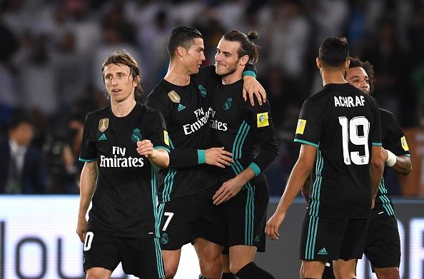 Ronaldo lap ky luc, dua Real vao chung ket FIFA Club World Cup hinh anh 1
