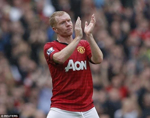 Paul Scholes dang cap hon Lampard va Gerrard hinh anh 1