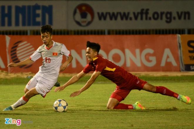 Tran U19 VN vs U21 Thai Lan anh 4