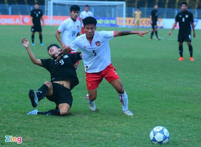 Tran U19 VN vs U21 Thai Lan anh 8