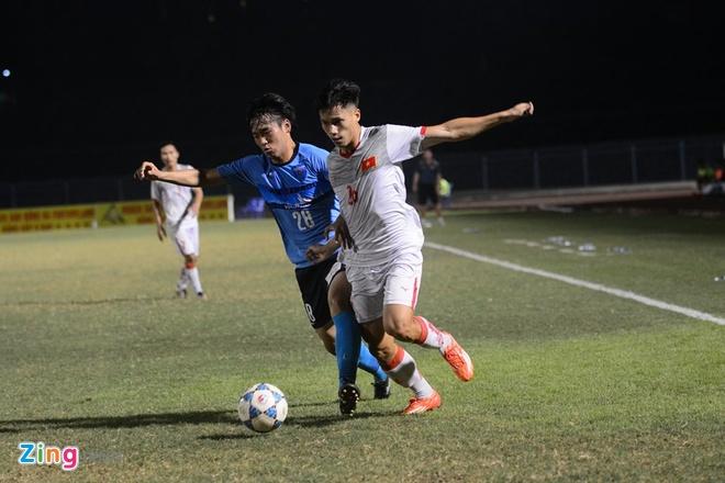 Tran U19 VN vs U21 Thai Lan anh 1