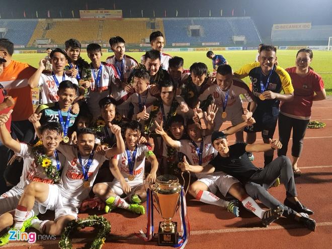 Tran U19 VN vs U21 Thai Lan anh 13