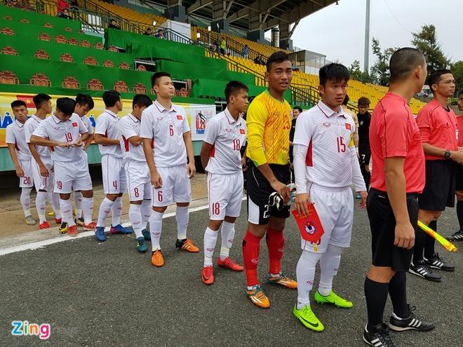 Tran U19 VN vs U21 Thai Lan anh 14