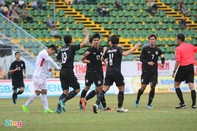 Tran U19 VN vs U21 Thai Lan anh 17