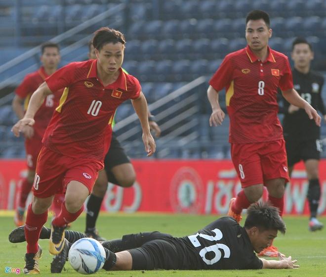 Tran U19 VN vs U21 Thai Lan anh 2