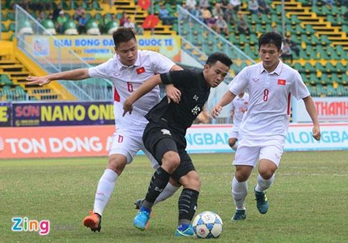 Tran U19 VN vs U21 Thai Lan anh 22