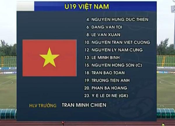 Tran U19 VN vs U21 Thai Lan anh 16