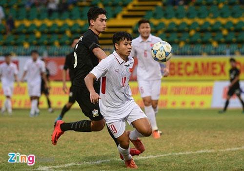 Tran U19 VN vs U21 Thai Lan anh 23