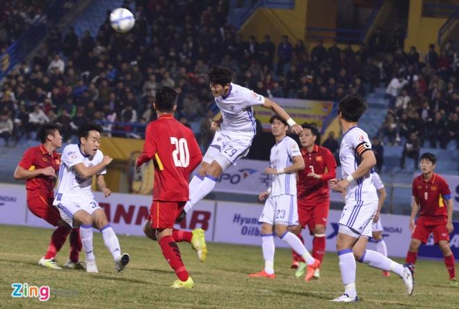 Tran U23 Viet Nam vs CLB Ulsan anh 18