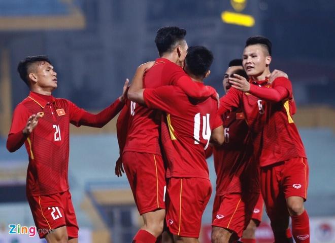 Tran U23 Viet Nam vs CLB Ulsan anh 1