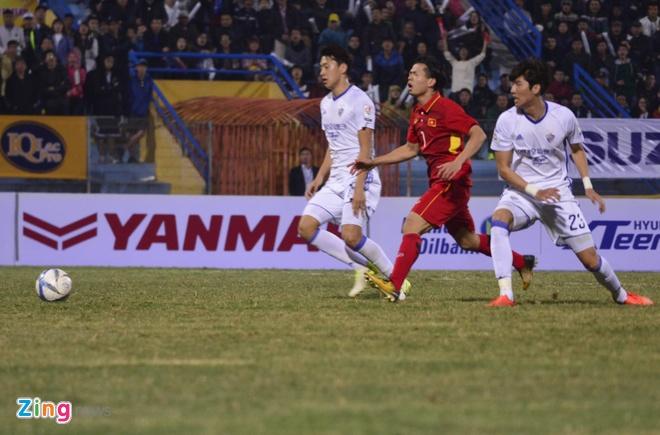 Tran U23 Viet Nam vs CLB Ulsan anh 21