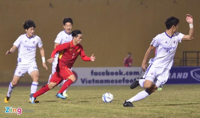 Tran U23 Viet Nam vs CLB Ulsan anh 14