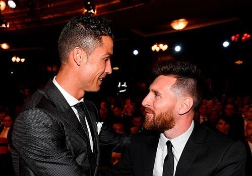 'Ronaldo noi ban than hay nhat, nhung ro rang Messi moi la gioi nhat' hinh anh