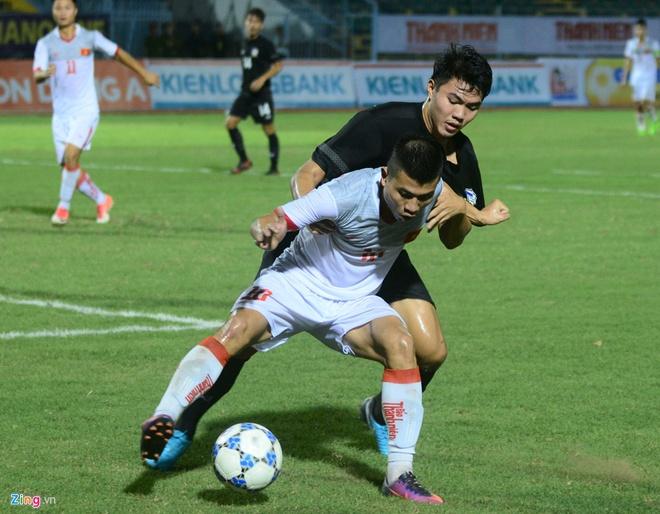Thang U21 VN 2-0, doi bong Nhat Ban bao ve chuc vo dich U21 quoc te hinh anh 9