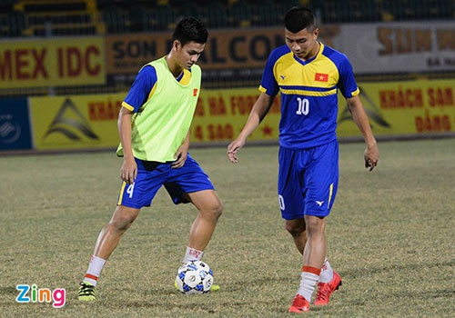 Tran U21 Viet Nam vs U21 Yokohama anh 11