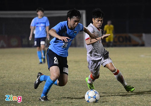 Tran U21 Viet Nam vs U21 Yokohama anh 18