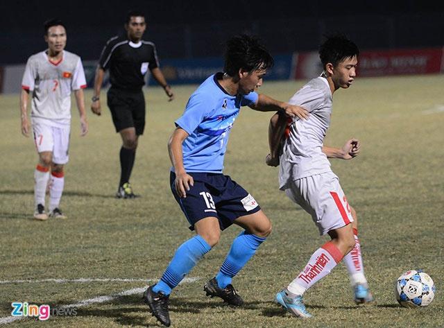 Tran U21 Viet Nam vs U21 Yokohama anh 14